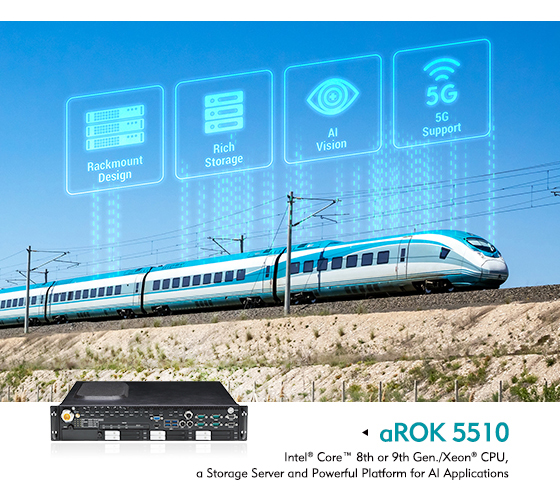4 Reasons Why the aROK 5510 is the Top Choice Railway Computer