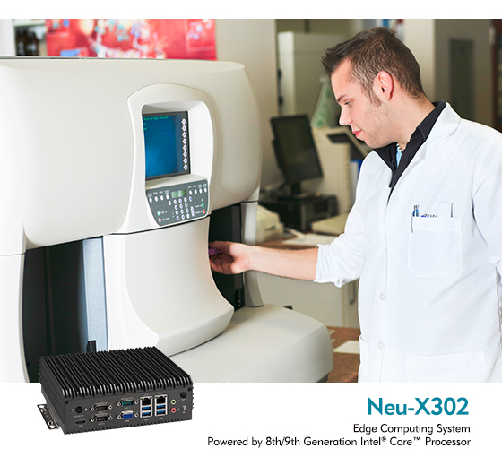 Brand-Neu-X! How Neu-X302 Enhances the Computing Power of Testing and Analysis Equipment