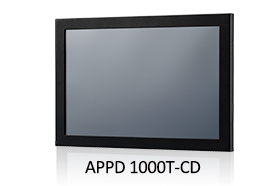 Applied Panel PC-Monitor-APPD 1000T-CD
