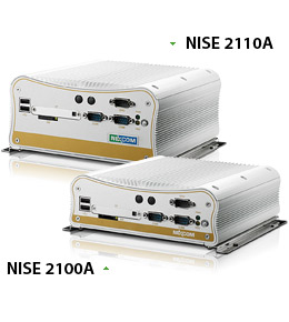 Fanless PC-NISE 2100A/ 2110A