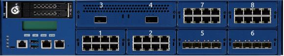 NSA 7146 I/O