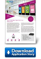 NDiS V1000 Makes Digital Advertising Work Smarter