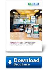 Brochure - neXService Self Service Kiosk