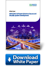 White Paper - NEXCOM's Software Solutions Secure and Simplify System Development